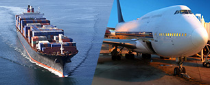 Sea & Air Transport